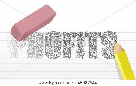 No Profits Questions Concept Illustration Design