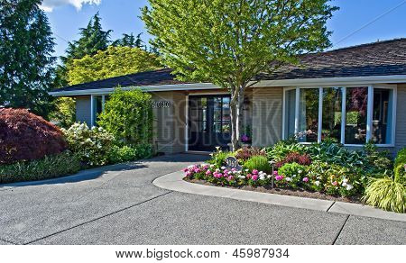 Pretty Rambler House Exterior