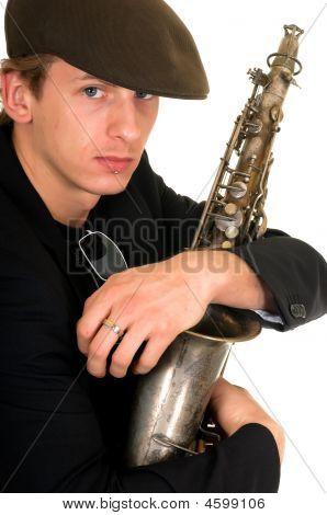 Musik Musiker, Saxophon