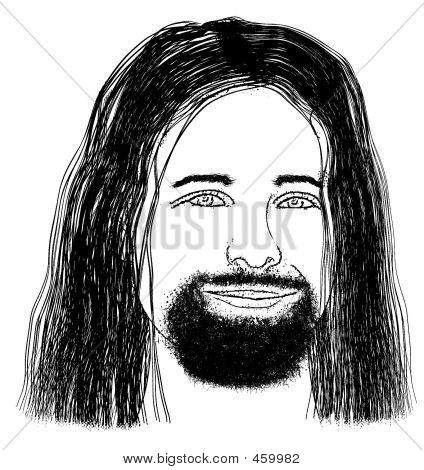 Jesus Bitmap