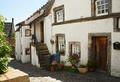 stock photo of hamlet  - Old House in Culross - JPG