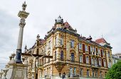 Beautiful Old Building In Lvov