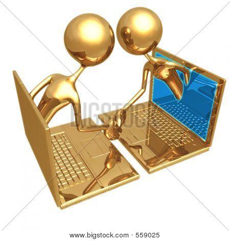 Negócio on-line