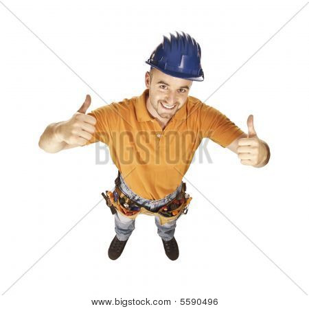 Positive Manual Worker