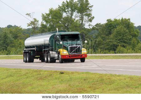 Trucking Fuel