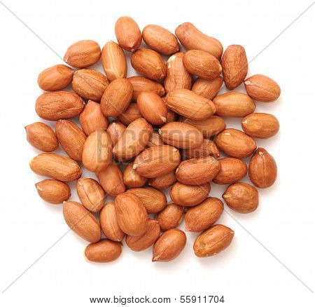 A Pile Of Peanuts