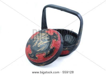Chinese Wedding Gift Basket