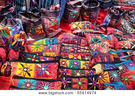 Ethnic Bags And Wallets