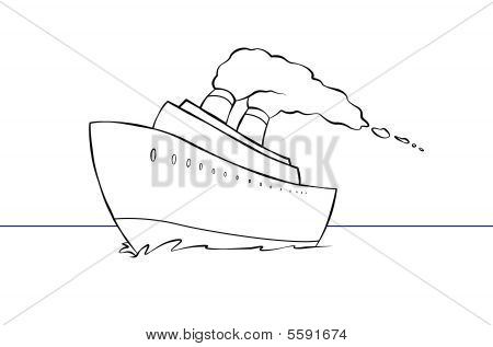 Cartoon+cruise+ship+pictures