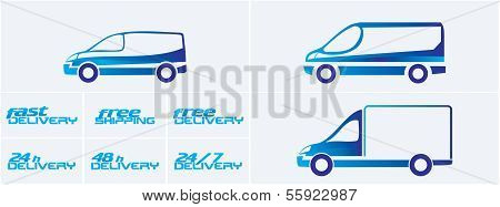 Delivery vector set