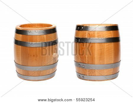Two barrel.