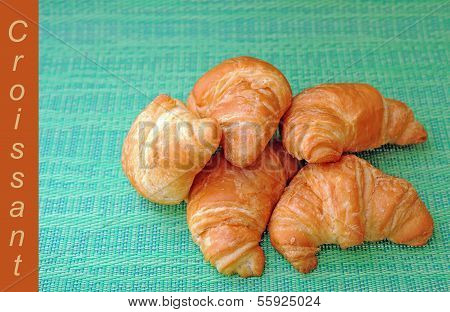 Some Croissants