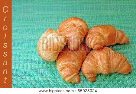 Some Croissants