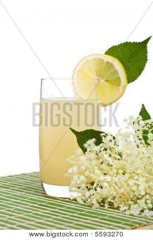 Elderberry Flower Flavored Refreshing Juice