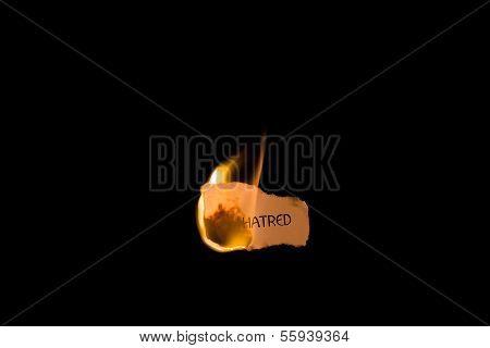 Burning Hatred