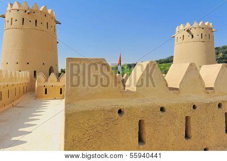Historic Desert Fortress