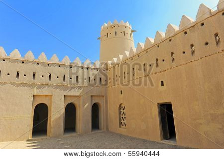 Fortified Desert Castle