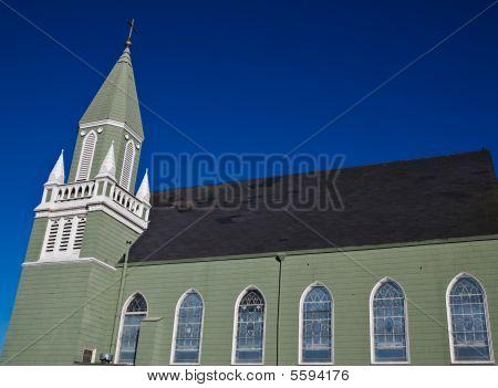 alte Kirche in San francisco