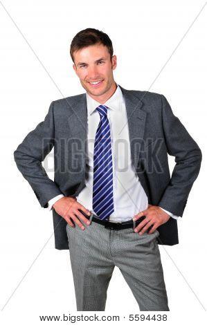 Portrait  Businessman