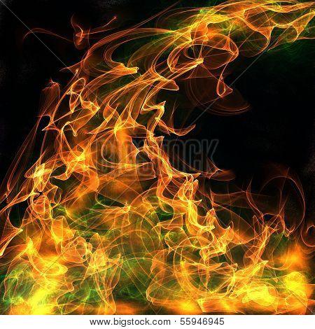 Toxic Flames