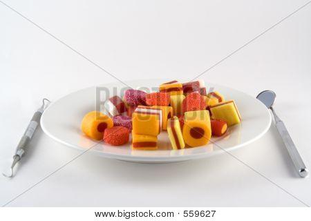 Süße Mahlzeit