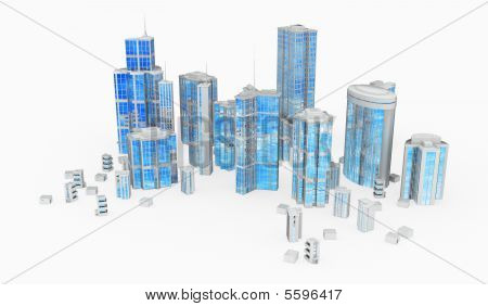 Glass And Steel, Building Group