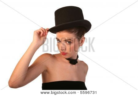 Top Hat Pose