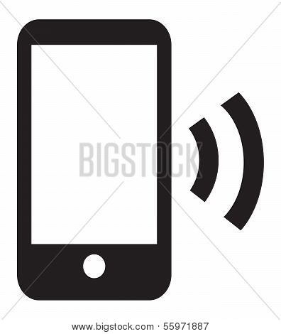 Smart Phone Wireless Icon App