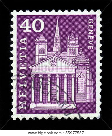 St. Peter Cathedral, Geneva