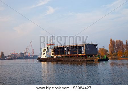 At The Shipyard