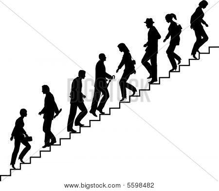 Stair walkers