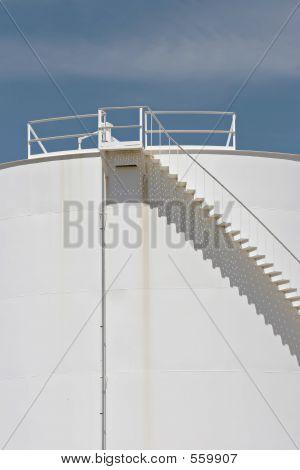 Oil Storage Tank Details