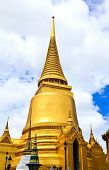 image of tantric  - A golden pagoda Grand Palace in Bangkok  - JPG