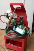 picture of hvac  - Various Handyman HVAC repair air conditioning tools - JPG