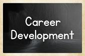 Career Development Concept