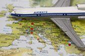 Flight To Europe poster