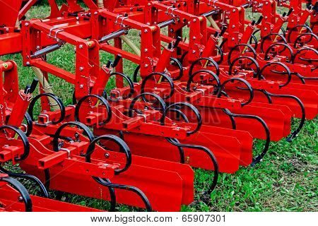 Agricultural Equipment. Detail 176