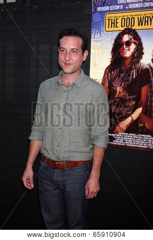 LOS ANGELES - MAY 30:  Chris Marquette at the
