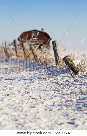 Winter Rural Scene 2