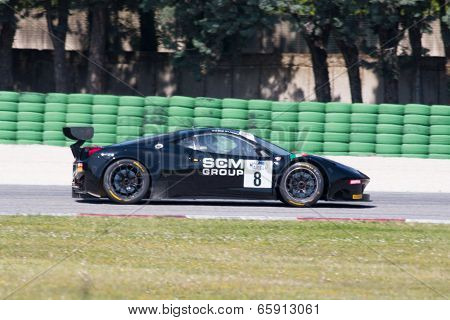 Ferrari 458 Cup Race Car