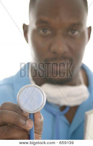 Male Doctor Or Nurse 3