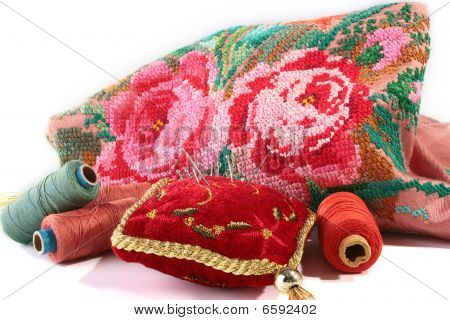 Cloth Embroidered