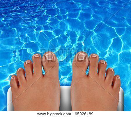 Pool Diver