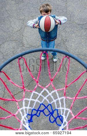 Basketball Boy