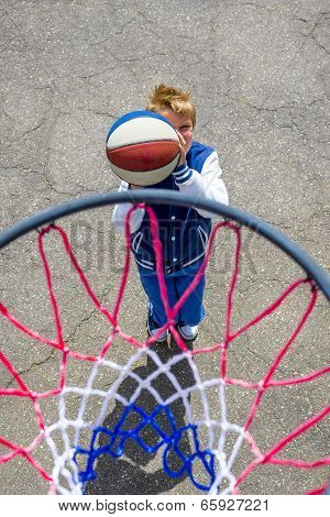 Basketball Kid