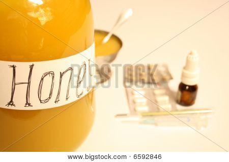Honey Vs Drugs