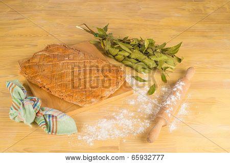 Baking Empanada