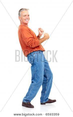 Elderly Senoir  Man