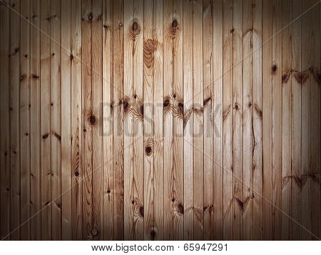 Vintage Background Of Wooden Slats