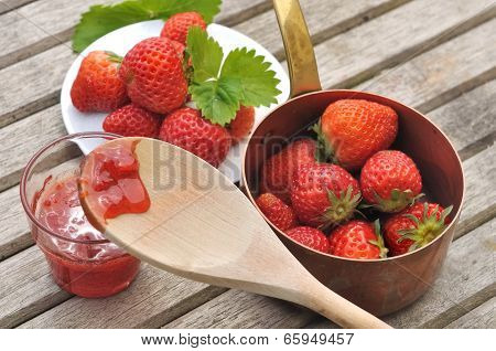 Tasty Strawberry Jam